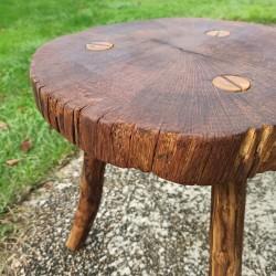 Table Basse - Chêne & Acacia